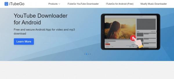 ITubeGo - Vimeo Video Downloader