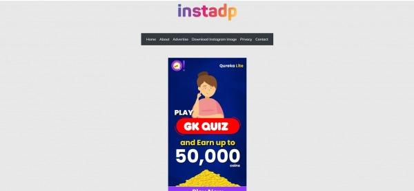 InstaDP.net-Instagram profile viewer