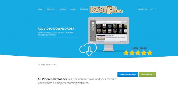 KastorSoft Video Downloader