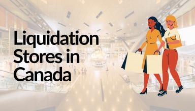 Liquidation Stores in Canada