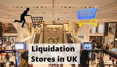 Liquidation Stores in UK