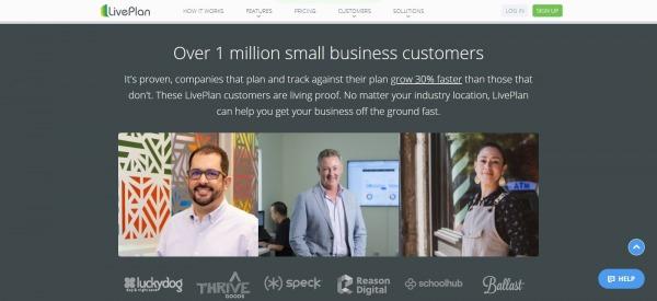 LivePlan: business tool
