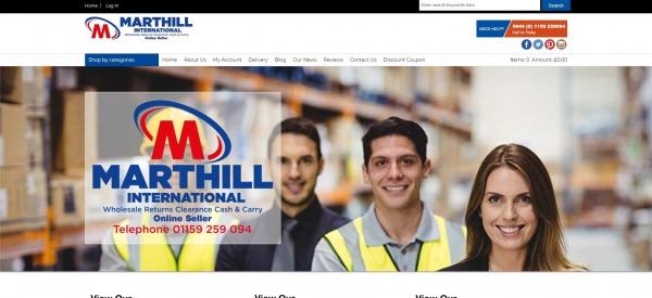 Marthill International