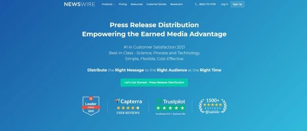 NewsWire - Press Release Distribution Services