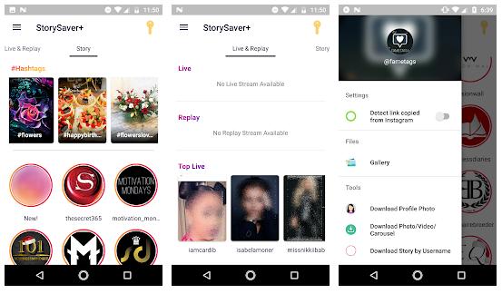 StorySaver+ for Instagram