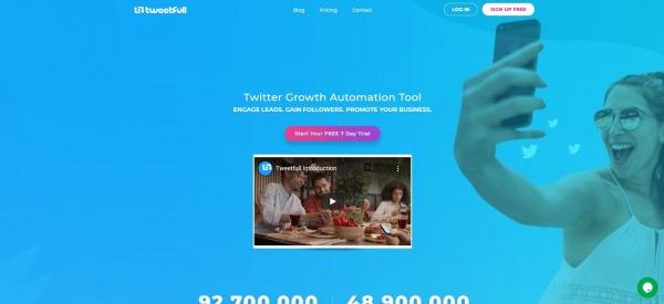 TweetFull - Twitter Growth Service