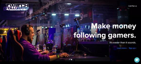 Twitch Followers: Buy Twitch Live Views