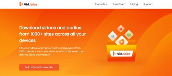 VidJuice - Vimeo Video Downloader