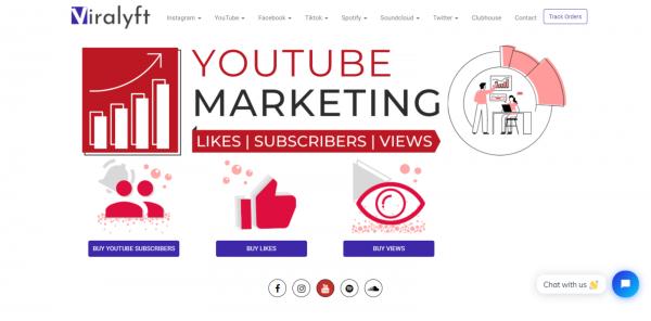 Viralyft: YouTube Promotion Service