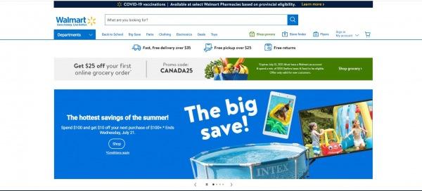 Walmart Canada-Liquidation StoresInCanada