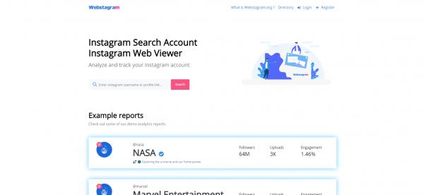 Webstagram - hashtag generator