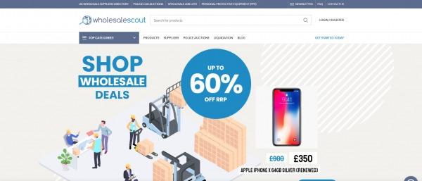 Wholesalescout-liquidation stores