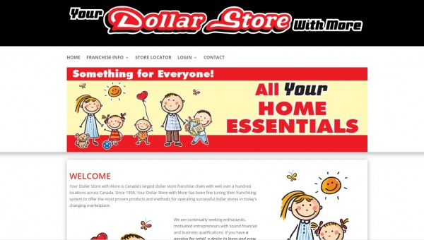 Your dollar store with more - Dollar stores in Canada