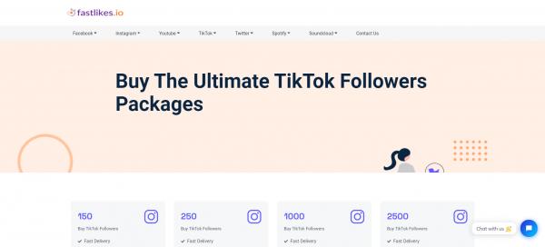 fastlikes - Buy TikTok Shares