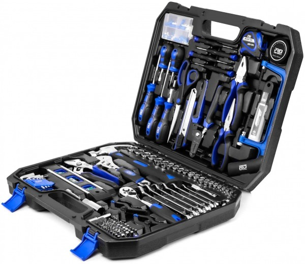 210-Piece Household Tool Kit