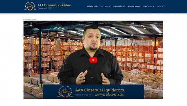 Aaa Closeout - Liquidation Stores in Costco