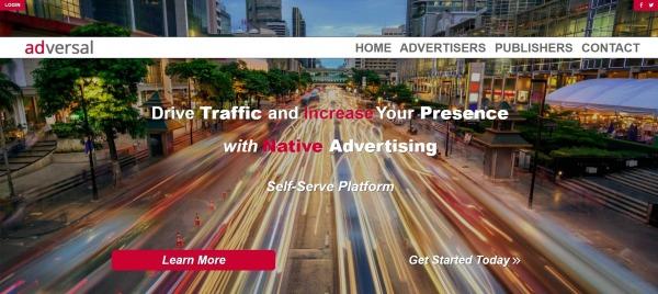 Adversal - AdSense Alternatives