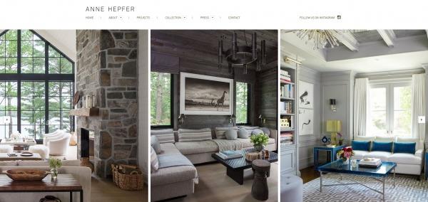 Anne Hepfer designs - furniture stores Mississauga