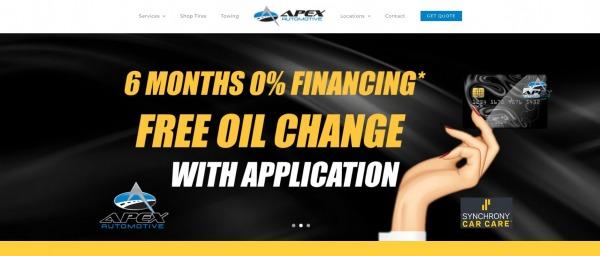 Apex Automotive - car ceramic coating