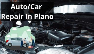 Auto/Car Repair In Plano