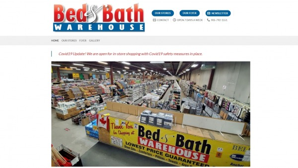 Bed And Bath Warehouse