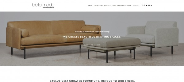 Bella Moda Home Furnishings - Furniture Stores In Winnipeg
