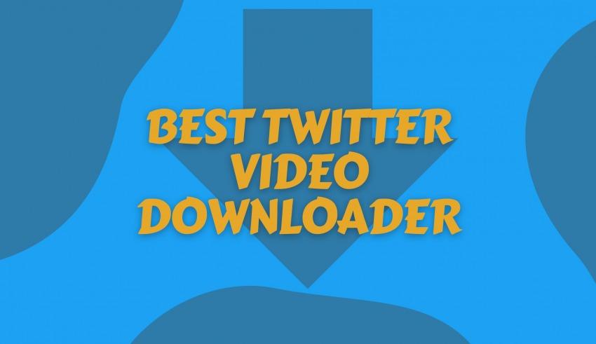 Best Twitter Video Downloader