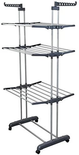 Bonbon 3 tier clothes drying rack