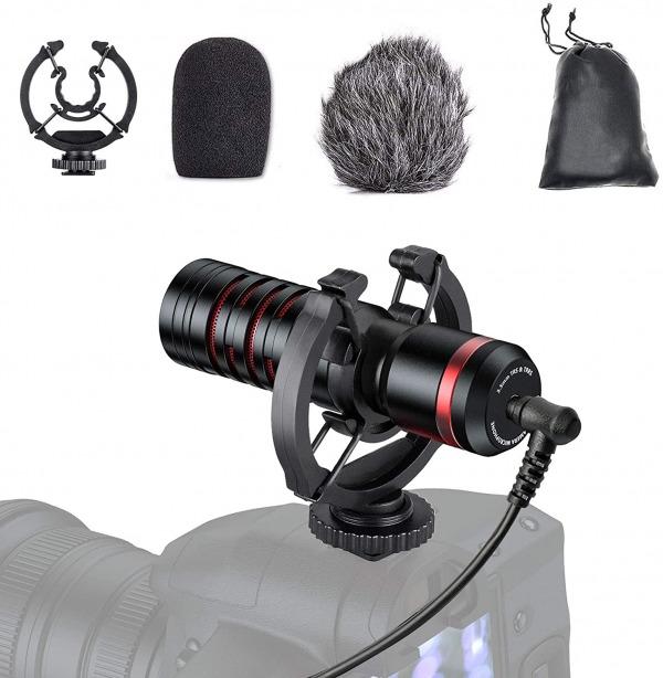 Cenawin Universal Camera Microphone