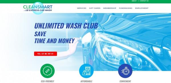 Cleansmart Express Car Wash