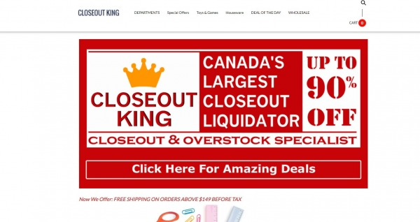 Closeout King
