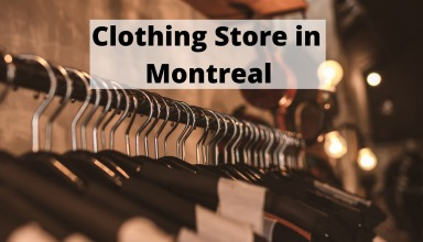 Clothing Store in Montreal