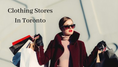 Clothing Stores In Toronto