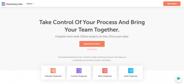CoSchedule: Social Media Automation Tool