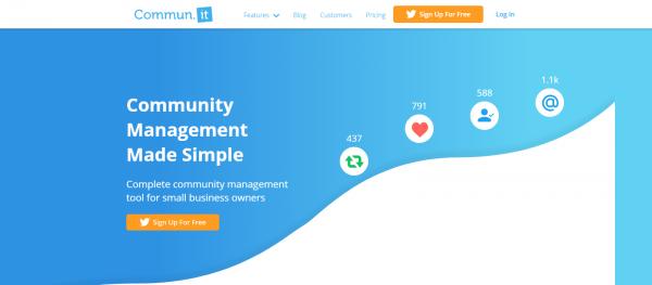 Commun: Twitter Management Tool