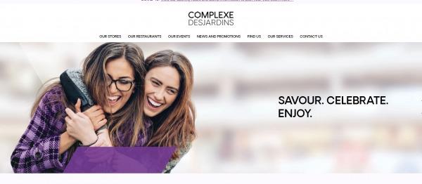 Complexe Desjardins - Clothing Store Montreal