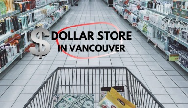 Dollar Store in Vancouver