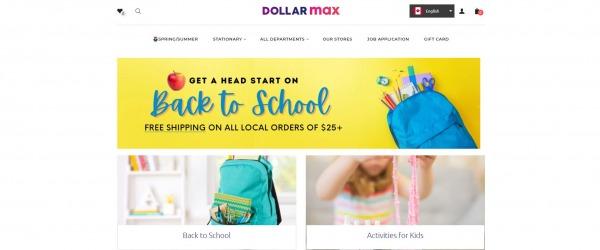 Dollar max Dollar Stores Vancouver
