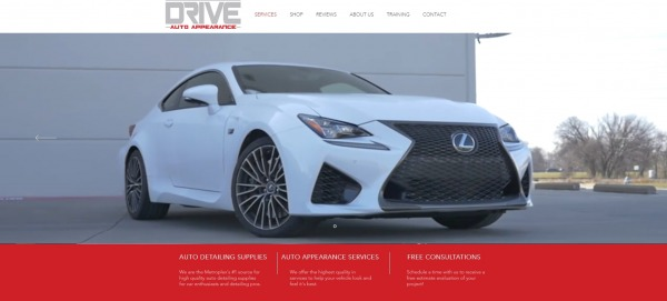 Drive Auto Appearance - Car Detailing Plano