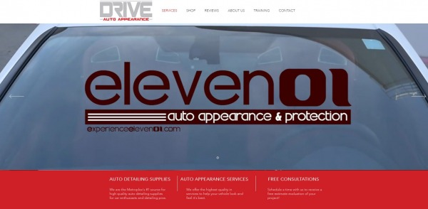 Drive Auto Appearance Center - Car Ceramic Coating Plano