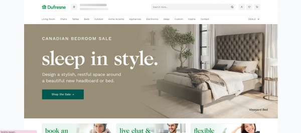 Dufresne Furniture & Appliances