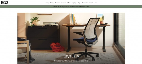 EQ3 Winnipeg - furniture stores in Vancouver