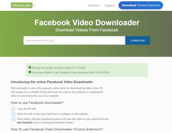 Fbdownloader