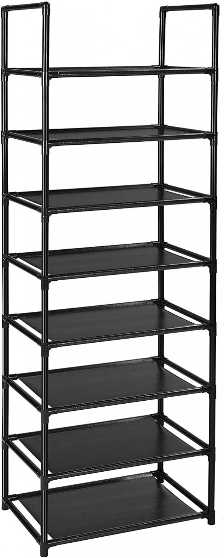 Fiducial 8 tiers shoe rack
