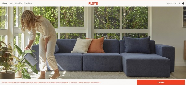 Floyd - furniture stores in Vancouver
