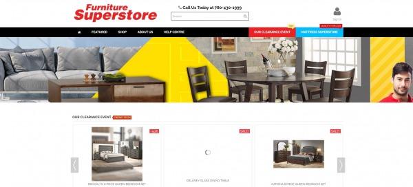 Furniture Superstore - Furniture Stores In Edmonton