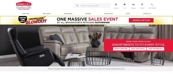 Furniture Villa BrandSource