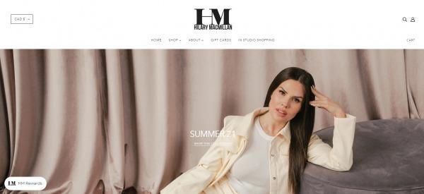 Hilary Macmillan - Clothing Stores in Toronto