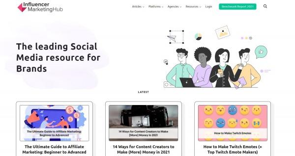 Influencer Marketing Hub: Instagram Engagement Rate Calculator