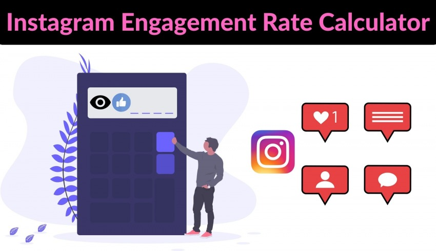 Instagram Engagement Rate Calculator